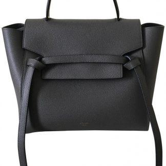 2cbb4bbdbf7d ... Cheap Céline Mirror Belt Micro In Grey Grained Calfskin Satchel celine  replica big bag ...