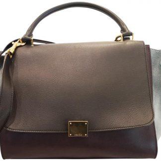 037f14248c5 Wholesale Handbags Céline 1:1 Mirror Replica Trapeze Small Navy ...