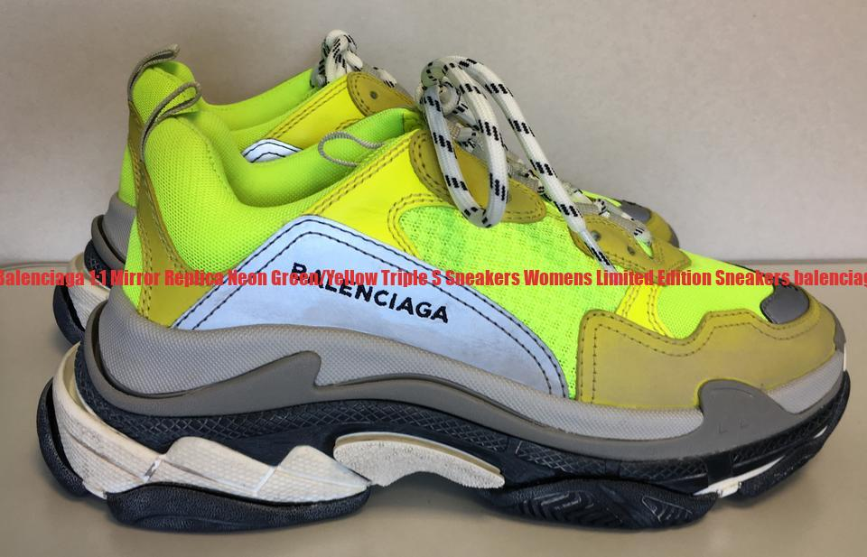 Cheap Balenciaga Shoes, Buy Cheapest Balenciaga Triple S Fake Sale